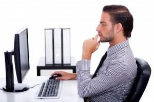 Man at Work Resume Service