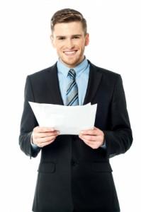 Resume Service Smiling Resume